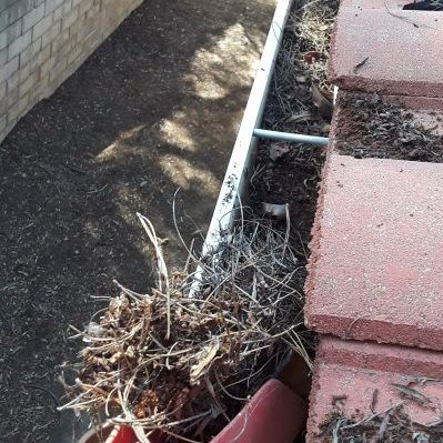 Gutter Cleaning From Charles Town Wv 1 Rain Gutter